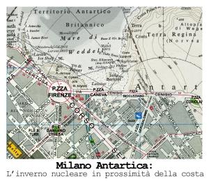 Milano costa antartica